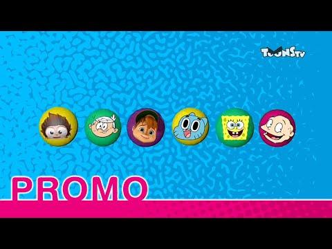TOONS TV CEE - PROMO - TOONS TV Bingo (MAY/2019)