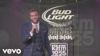 Jidenna - Classic Man (Live in 1025 KSFM's Bud Light Lounge 6/12/15)