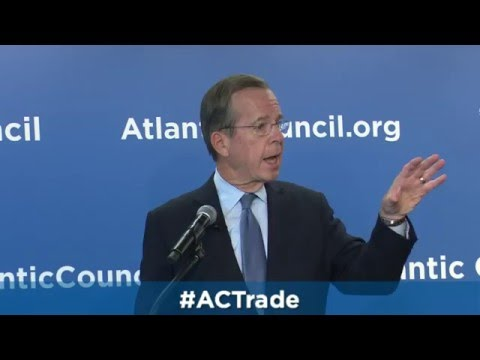 TPP: A Strategic Imperative - A Conversation with Admiral Michael Mullen