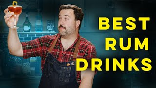 The Best Rum Drİnks I've Ever Had | How to Drink