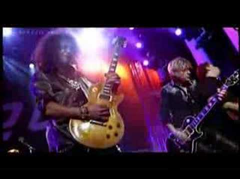 Slash with Bad Company –  Wishing well