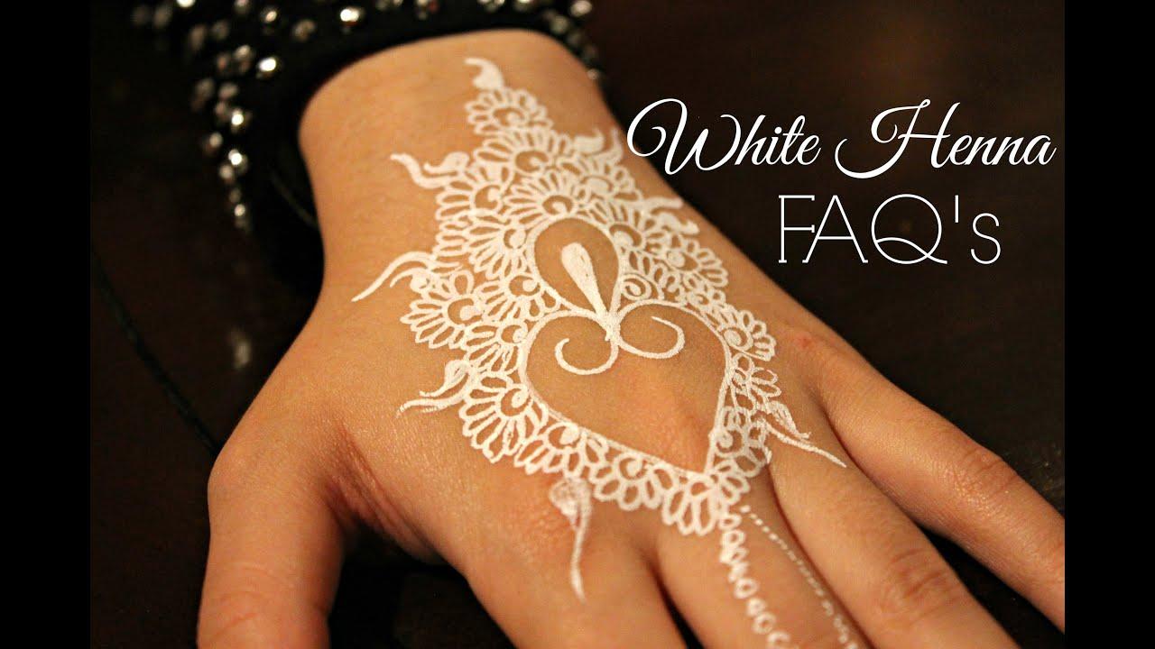 White henna faq henna design basics series hennafly