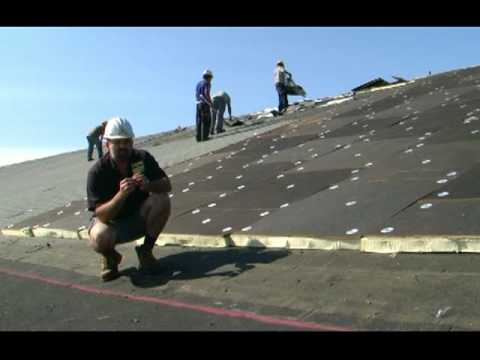 Part 1 - Flat Roof Repair - TOUGHROOF Solutions for Problems