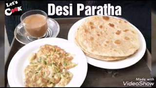 DESI PARATHA || SUNDAY SPECIAL