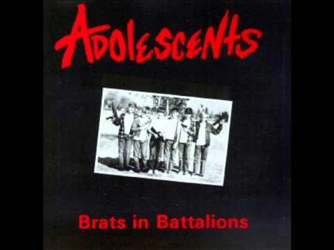 Adolescents - She Wolf