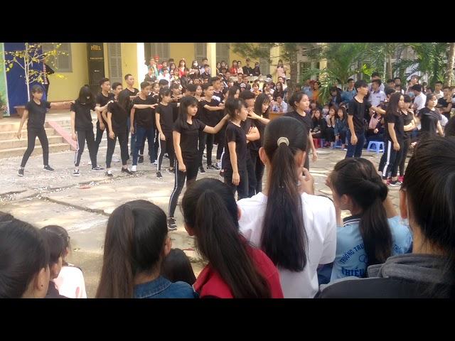 Plashmod Dance •| Trường THPT Thiều Văn Chỏi Lớp 11a1 ( Giải Nhất )