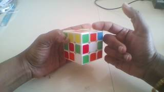 Rubik's Cube solving easy latest method in tamil