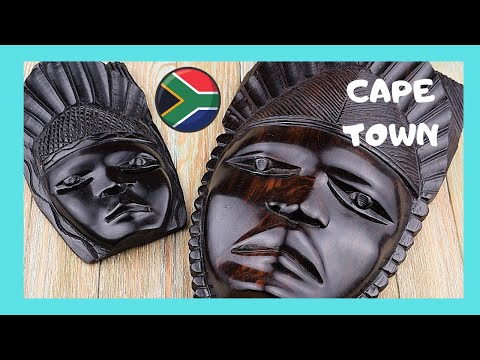 CAPE TOWN. the markets and what to buy at Greenmarket Square, South Africa