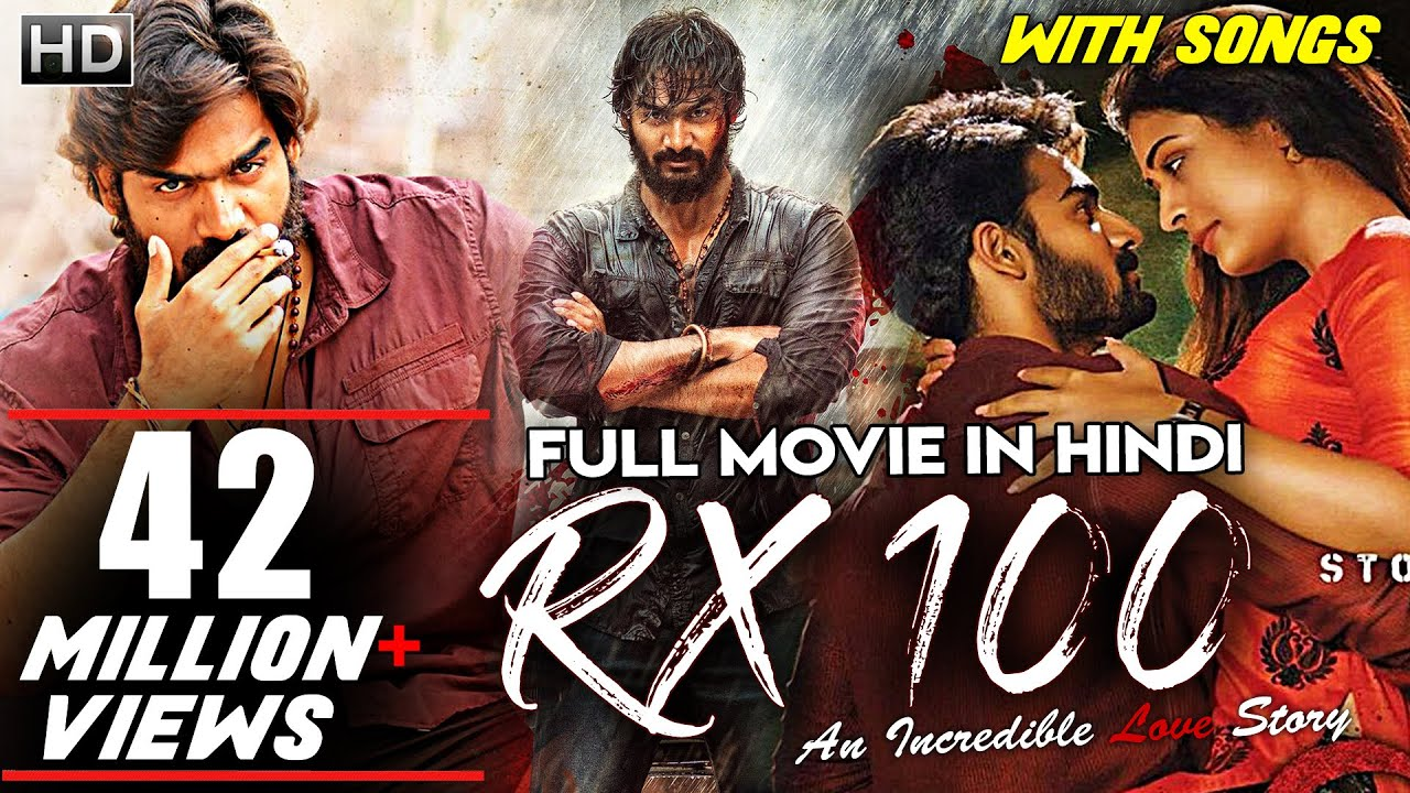 RX 100 (2019) New Released Full Hindi Dubbed Movie | Kartikeya | South Indian Movies in Hindi Dubbed