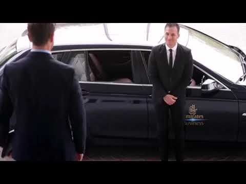 Emirates Chauffeur Drive | Corporate Travel Concierge