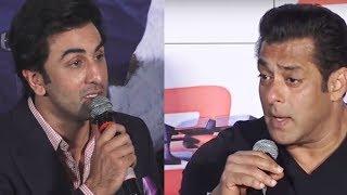 Salman ने किया Sanju पर Comment तो Ranbir Kapoor ने भी कहा ?