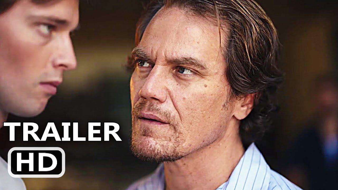ECHO BOOMERS Trailer (2020) Michael Shannon, Alex Pettyfer, Heist Thriller Movie