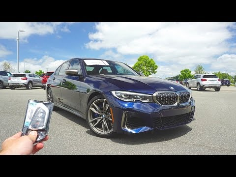 2020 BMW M340i: Start Up, Exhaust, Test Drive and Review