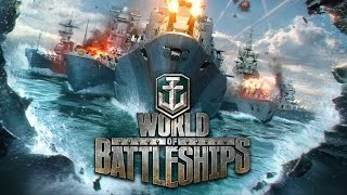 World of Warships - НОВОГОДНЯЯ СЕРИЯ, ИГРА 2017!