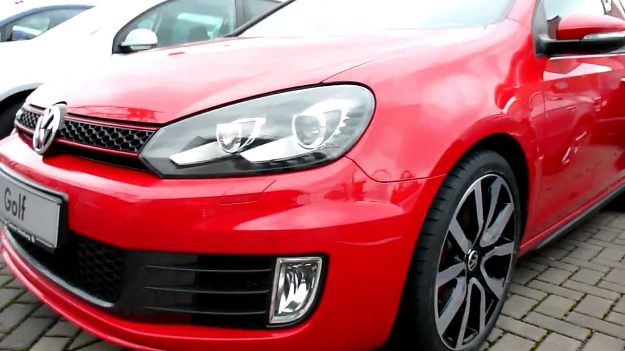 red vw golf gti 39 39 adidas edition 39 39 2 0 turbo 210 hp 2010 see also playlist youtube. Black Bedroom Furniture Sets. Home Design Ideas