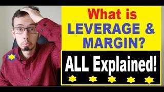 What is Margin & Leverage in FOREX/CFD DAY TRADING 💪💪💪