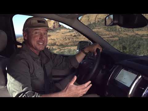 E Locker in the All New Ford Ranger