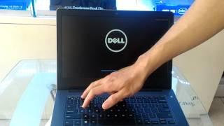 Laptop Dell vostro 5468 Intel® Kaby Lake Core™i3   7100U  4GB  500GB  Win 1O  Gold