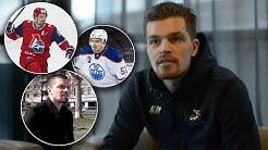 """JVM-kapten, mästare i Ryssland och sex år i Nordamerika: """"Ångrar att jag fick börja i NHL"""""""