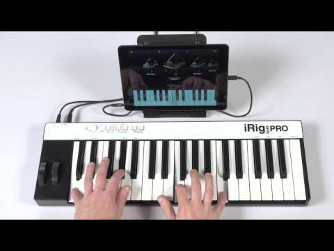 ... PRO - Pro Keys to Go - with SampleTank, iGrand Piano, iLectric Piano