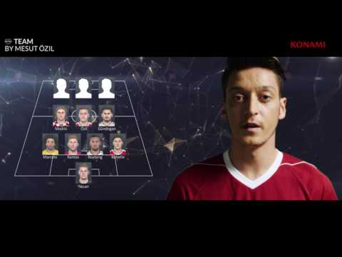 PES 2017 Özil myClub 11