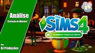 The Sims 4 - Assombroso - Coleção de Objetos