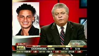 Jersey Shore Judge Andrew Napolitano Lays Down Constitution and Self-reliance