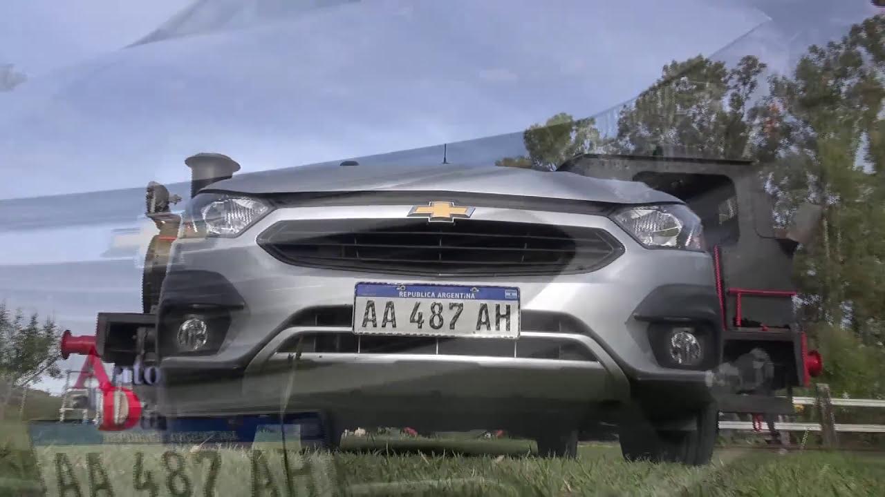 multiple colors authentic shop best sellers Chevrolet Onix Activ Y Prisma Ltz At (27.5.17) Test Auto Al ...