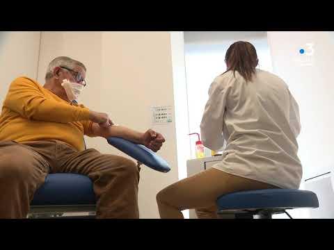 Coronavirus: le dépistage du Covid-19 par test sérologique à Beauvais