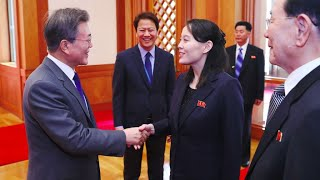 الرئيس الكوري الجنوبي يتلقى دعوة من كيم جونغ أون لزيارة بيونغ يانغ