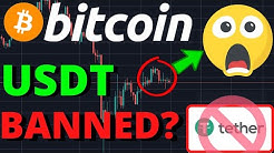 HUGE WARNING: BITCOIN COULD DUMP TO THIS EXACT PRICE AFTER STABLECOIN BAN!!! USDT BANNED?