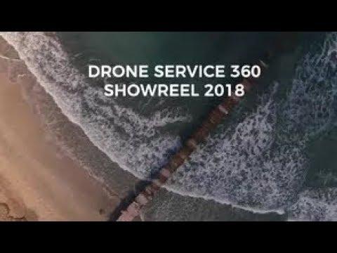DRONE SHOWREEL DS360 2018