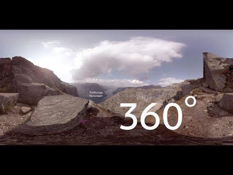 Wunderbares Skandinavien: Wandern in Trolltunga
