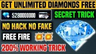 how to get 1000Diamonds know Free fire New Trick  Get DJ Alok free in Free fire new Trick 2020 