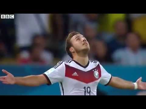 BBC Sport World Cup 2014 - Closing Montage