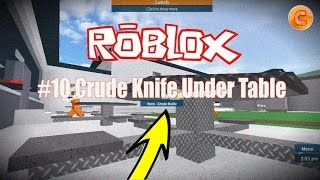 ALL Prison Life secrets in one video | ROBLOX