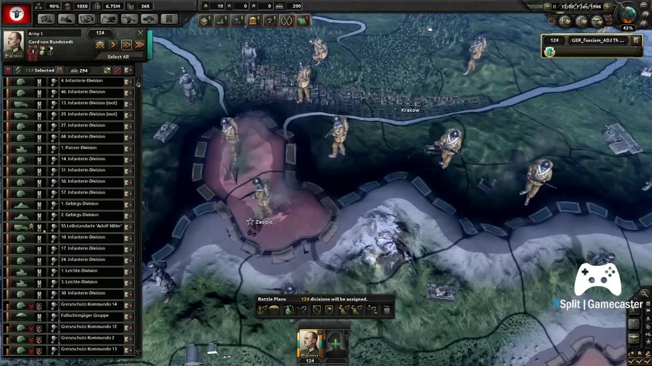 Hearts of iron 4 the new order mod episode:1