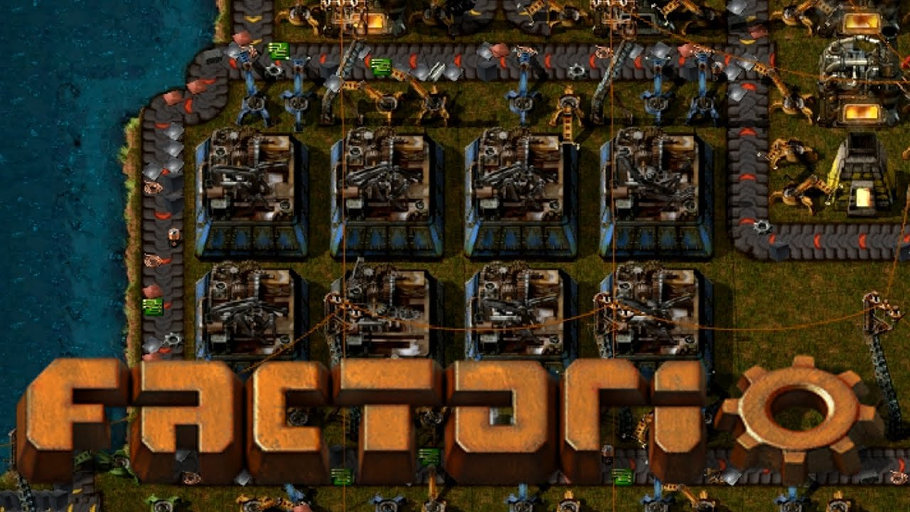 Factorio Tips And Tricks: How To Make An Efficient Basic Automated Factory  Line   YouTube