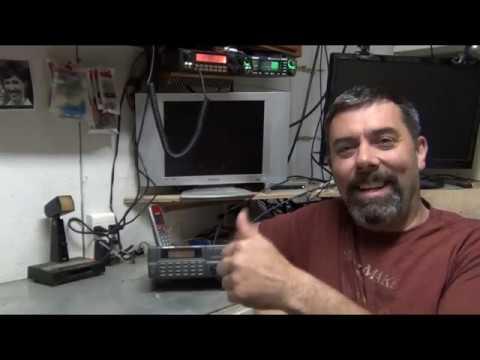 Radio Shack Pro 2039 Scanner.