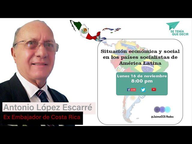 Situación económica y social en los países socialistas de América Latina