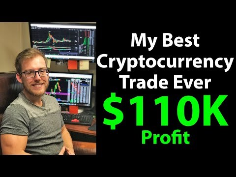 My BEST Cryptocurrency Trade Ever! (Hint - It Wasn't Bitcoin)