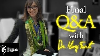 Final Q&A with Dr. Mary Fonti Thumbnail