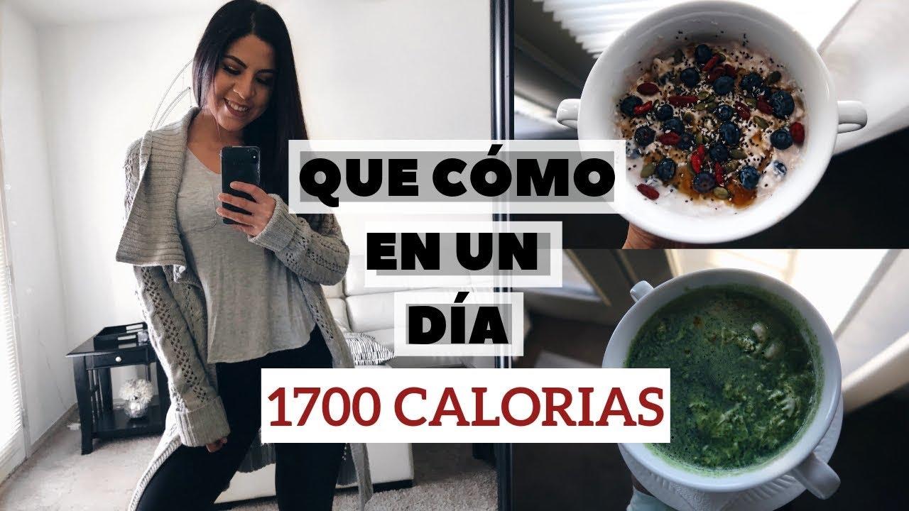 como perder 2000 calorias en un dia