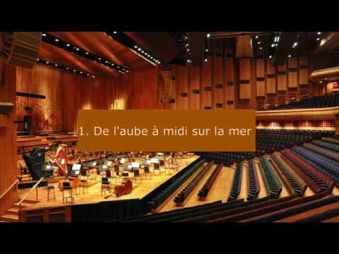 Claude Debussy - La Mer: Sir Antonio Pappano Conducting The LSO In 2010