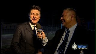 INTERVISTA WALTER MAZZARRI POST CATANIA-INTER