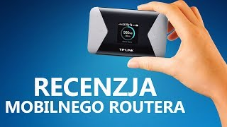 Test Routera Mobilnego TP-Link M7310