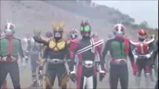 Video Kamen Riders vs Shadow Moon - Most Epic Rider Kick Ever download MP3, 3GP, MP4, WEBM, AVI, FLV November 2018