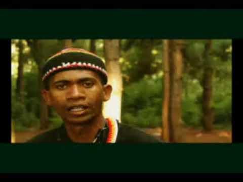 DAMJAH NGITA Roots Reggae Rap (MENALAMBA CLAN)
