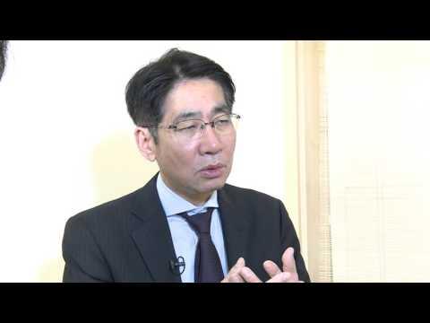 Top Interview – Takayuki Morita, Executive Vice President, NEC