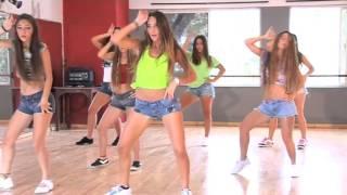 """Baixar Coreografia da Música """"Dança Kuduro"""" (vista frontal) / TKM Brasil"""